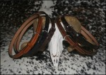 "1"" Bull Hide Belts"