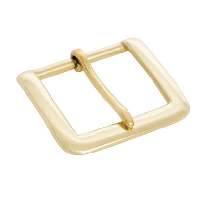 Square Brass Belt Buckle