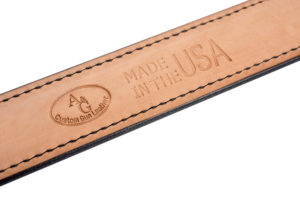 AG Custom Gun Leather Made in USA