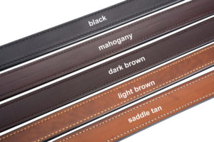 AG Custom Gun Leather custom belt pick a color 1c