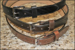 Quick Ship Leather Belt